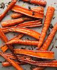 carrots in honey and vinegar