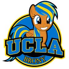 UCLA Brony Logo by nsaiuvqart on DeviantArt