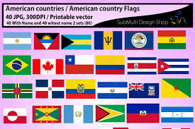 Banner svg banner svg banners modern ribbon decoration decorative background template color red element vector banner beautiful contemporary colorful artistic ornament shiny decor eps10 backdrop shape ribbons brilliant bright symbol light almost files can be used for commercial. Free American Country Flags Vector Printable Crafter File In 2020 Flag Vector Free Svg Free Psd Mockups Templates