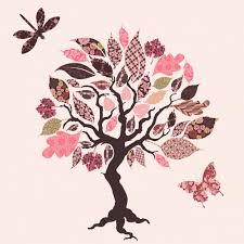 Tree Design Tree Design Background Vector Free Download