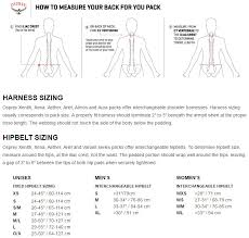 Osprey Backpack Size Chart Related Keywords Suggestions