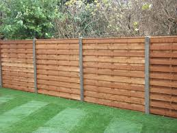 decoration wooden fencing panels with concrete fence panels the fence 22
