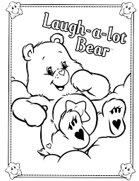 Small Picture Care Bears Coloring Pages GetColoringPagescom