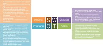 Swot Analysis Of Web Design Company Swot Analysis La Fageda Company Management