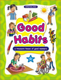 Good Habits Chart For School Good Habits