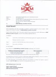 memo circulars mxm international mxm birthday incentive voucher view