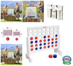 Wooden Games For Adults 100 feet wide Connect Four 100 in A Row Wooden Play Yard Home Game 54