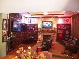 sport corner man cave decor. Stunning Sports Bar In Great Room - Traditional Media Cincinnati Transformations Custom Wood Design Sport Corner Man Cave Decor