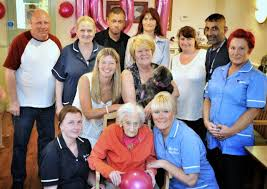 '˜Little but mighty' Ivy still has it at age of 107   Blackpool Gazette