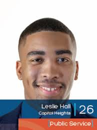 Leslie Hall — Prince George's County Social Innovation Fund