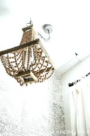 plug in hanging chandelier how to hang a night light chan