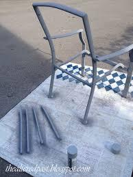 Patio Furniture Redo U2013 ThinkLizRedoing Outdoor Furniture
