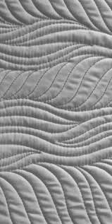 Quilt design - looks like there are hills & valleys | Quilting ... & Quilt design - looks like there are hills & valleys | Quilting- Free Motion  | Pinterest | Quilt design, Free motion quilting and Machine quilting Adamdwight.com