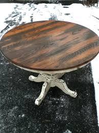 round pine dining table distressed white round dining table distressed pine dining table mexican pine dining