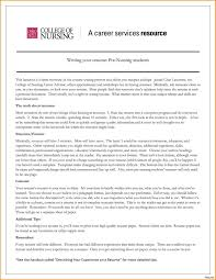 Template Nursing Graduate Resume Template Example Nurse Student