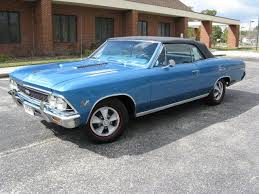 1966 chevelle specifications