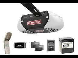 quiet garage door openerSears Craftsman 34 hp Belt Driven Garage Door Opener Review  YouTube