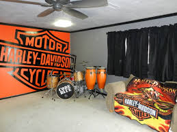 Man Utd Bedroom Wallpaper Harley Davidson Room Decor