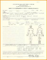 Autopsy Report Template Perfect Unique 9 Of Professional Add With ...