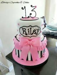 40 Best Sweet 13 Birthday Party Ideas Images Baby Cakes Girls