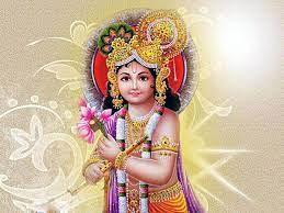 Lord Krishna Awesome Wallpaper In 3d ...