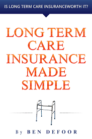long term care insurance book