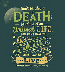 Tuck Everlasting Quotes Illustrated YA Quotes 100100 Risa Rodil 31