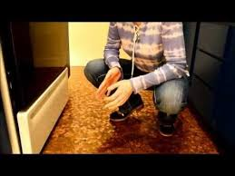 Penny kitchen floor Counter Top Penny Floor Installation On Kitchen And Bathroom Floor Aaron Davis Penny Floor Installation On Kitchen And Bathroom Floor Youtube
