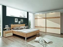 Schlafzimmer In Eiche Furniert Und Lack Sand Möbelhaus Pohl