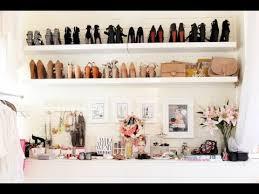 Floating Shoe Shelves Fantastic Floating Shelves Shoes YouTube 1