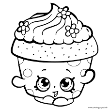 Small Picture shopkins coloring pages season 1 shopkins colour color page lippy