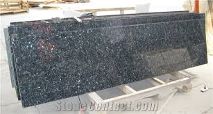 blue pearl granite kitchen countertop pearl blue granite countertop