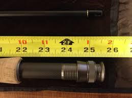 diy ultralight fly rod for backng under 5