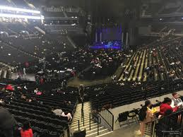 Barclays Center Seating Chart Hockey Barclays Center Section 114 Concert Seating Rateyourseats Com