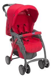 Купить <b>прогулочная коляска Chicco SimpliCity</b> Plus красная ...