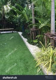Home Golf Course Design Home Golf Course By Artificial Grass Stock Photo Edit Now