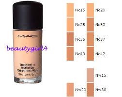 Mac Foundation Shades Chart Mac Makeup Foundation Colors Makeupview Co