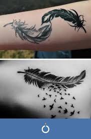 Qual è Il Significato Del Tatuaggio Con La Piuma Idee Per Tatuaggi