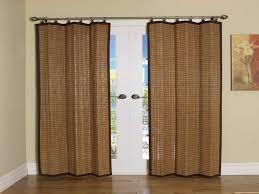 gorgeous sliding patio door curtain ideas coverings brilliant glass for 17