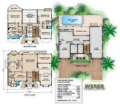 mediterranean beach house plans marvelous 11 plan