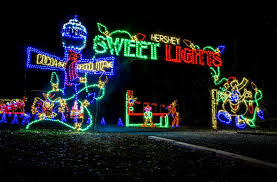 Hershey Sweet Lights Discount Coupons Christmas Lights Without Leaving The Car 6 Drive Through