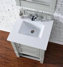 bathroom vanity countertops with sink. abstron 26 inch dove grey finish single sink bathroom vanity countertop optional countertops with