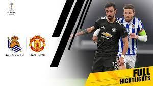 ไฮไลท์ฟุตบอล ยูโรป้า 2021 เรอัลโซเซียดัด 0-4 แมนยู | Zeanhot88 ตัวจริงเรื่อง ฟุตบอล