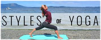 the diffe styles of yoga