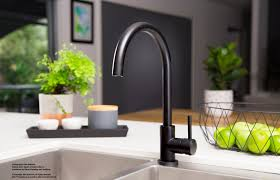 Kitchen Australia Matte Black Tapware Showers Accessories By Meir Australia