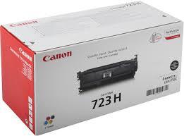 <b>Картридж Canon 723</b> BK H, черный, для лазерного принтера ...