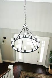 long foyer chandelier large foyer lighting phenomenal chandelier modern style with regard to household interior design large foyer chandeliers canada large