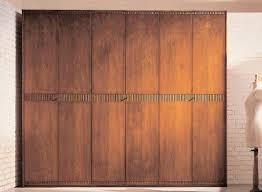 Wooden Wardrobe Door Designs Traditional Wardrobe Wooden With Swing Doors Pregio Ii