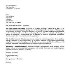 Cover Letter Graduate School