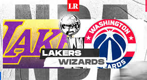 NBA EN VIVO Lakers vs Wizards HOY: ver juego vía NBA League Pass live stream  free Noticias Peru